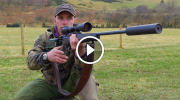 See the fastest way to achieve the best shooting position for hunting