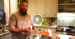 "Duck Commander's Jay Stone shares his famous ""Crispy Crappie"" recipe"