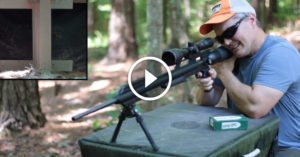 The MOST POWERFUL production air rifle positively DESTROYS multiple 2x4s