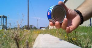 Anyone can open a tin can with their bare hands