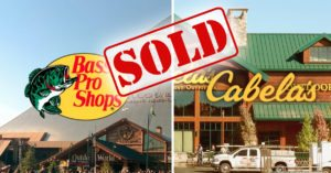 Bass Pro has officially purchased Cabela's for $5.5 billion