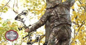 Going vertical this hunting season? Here's a couple helpful tips for treestand safety