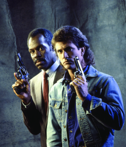 The Guns of Lethal Weapon