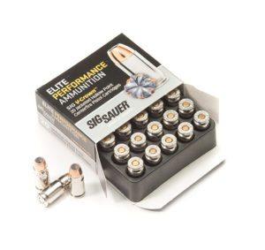 SIG V-CROWN Ammo