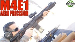 Is Your Barrel Nut Overworked?   The Aero Precision M4E1