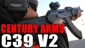 The American AK: Century Arms C39 V2 SBR