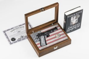 Springfield Armory Limited Edition Chris Kyle TRP Operator 1911