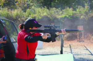 Training Time: Taking Your First Rifle Training Class