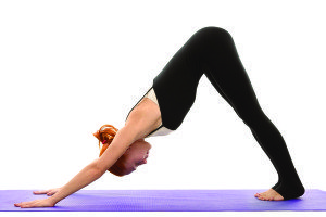Calm and Strong: Shooter's Yoga