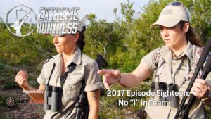 """Extreme Huntress 2017: No """"I"""" in Team – Ep 18"""