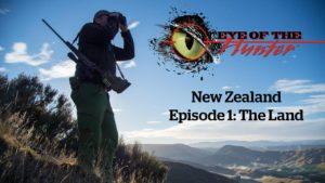 Eye of the Hunter: New Zealand – Episode 1