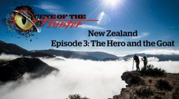 Eye of the Hunter: New Zealand – Episode 3