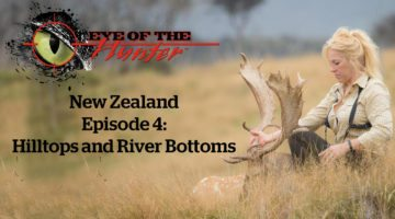 Eye of the Hunter: New Zealand – Episode 4