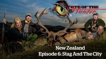 Eye of the Hunter: New Zealand – Episode 6