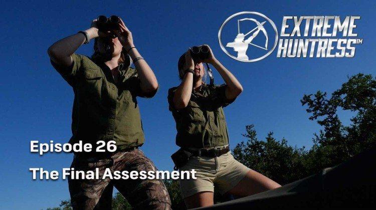 Extreme Huntress: Final Assessment