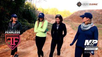 Finding Fearless – Women Self Defense Training Series