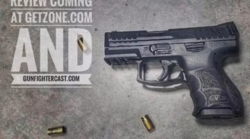 GETZONE.com SNEAK PEEK: HK VP9SK pistol gun review coming soon…
