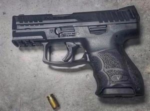 EXCLUSIVE: A 550 Round First Look at the HK VP9SK Pistol with Daniel Shaw