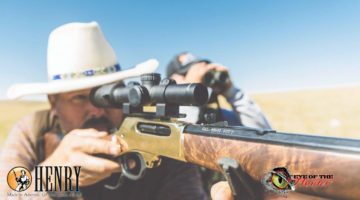 The Henry .45-70 Lever Action Rifle