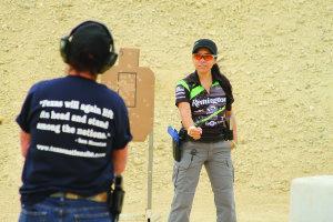 A Girl & A Gun Conference 2015