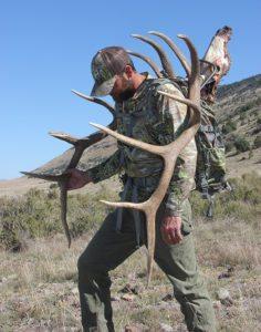 Novice's Guide to Elk Hunting - Walking with Elk Prize