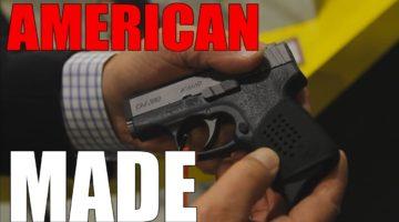 Smallest 45ACP on the market!? | The Kahr Arms CM45