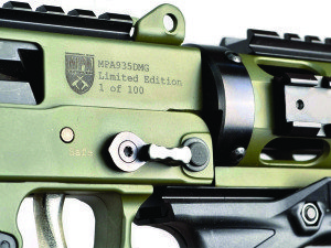 MasterPiece Arms Unveils Limited Edition MPA935DMG-LTD9mm Pistol