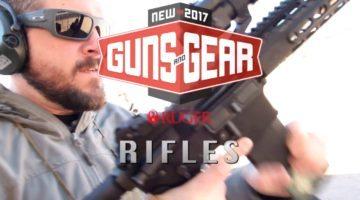 NEW RIFLES at SHOT Show 2017
