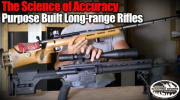 Purpose Built Rifles for Long Range Shooting