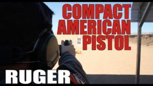 Ruger Moves Fast! | Introducing the Ruger Compact American Pistol in 9mm & 45ACP