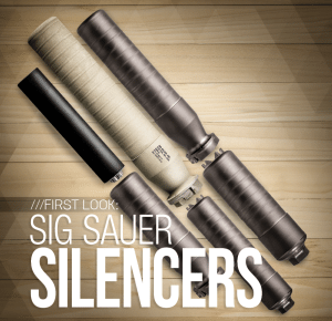 First Look: SIG Sauer Silencers