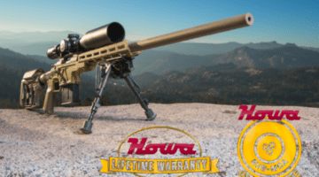 Legacy Sports Releases NewHOWA Chassis Rifle for Long-Range Shooting