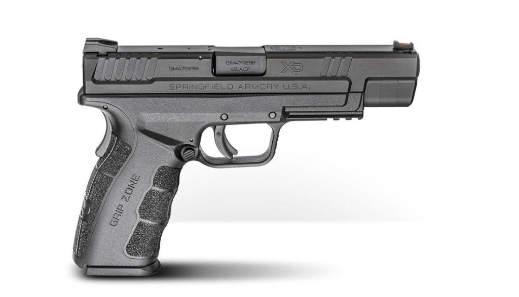 "Springfield Armory XD® MOD.2® 5"" TACTICAL MODEL .45ACP"