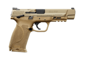 NEW Product: Smith & Wesson Introduces the M&P M2.0 9mm Semi-automatic Pistol