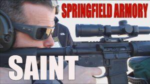 """""""Why did you build an AR?""""   The Springfield Armory SAINT"""