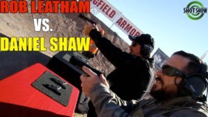 Daniel Shaw vs Rob Leatham! | The Springfield Armory TRP 1911