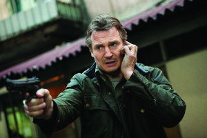 Guns of Taken and Taken 2