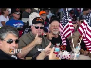Video: Henry Repeating Arms' 1000 Man Shoot Documentary
