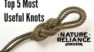 Top 5 knots you'll need for camping, survival, hiking, and more