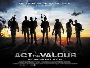 The Guns of Act of Valor