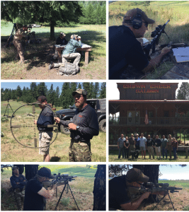 In Motion Targets – Precision Rifle Clinic