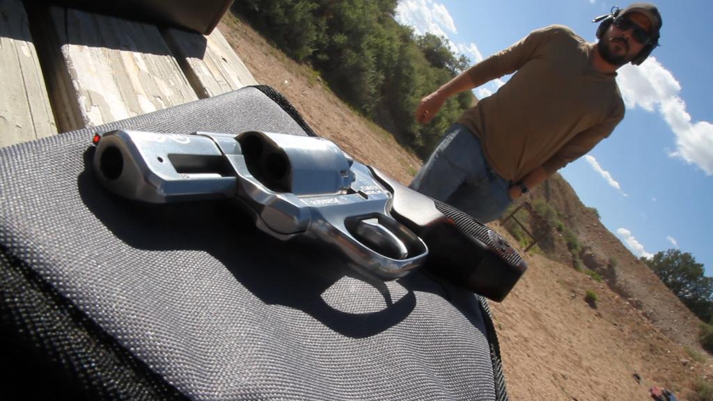 kimber K6S revolver 1