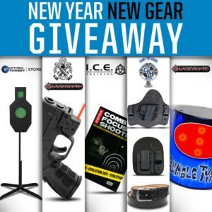 New Year, New Gear Giveaway: Concealed Carry Package