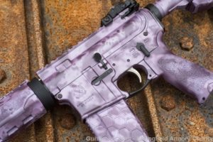 springfield saint his & hers auction on gunbroker2