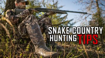 Tips for Hunting in Snake Country