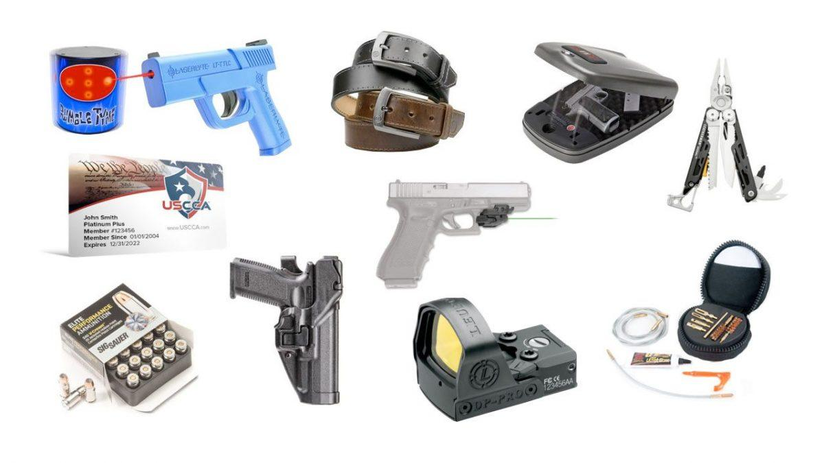 10 Christmas Gifts for Your Favorite Handgun Connoisseur