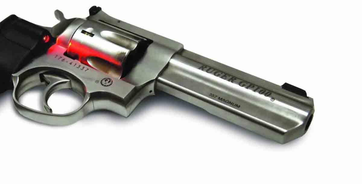 Revolver Comparison:  357 Magnum or  38 Special +P?