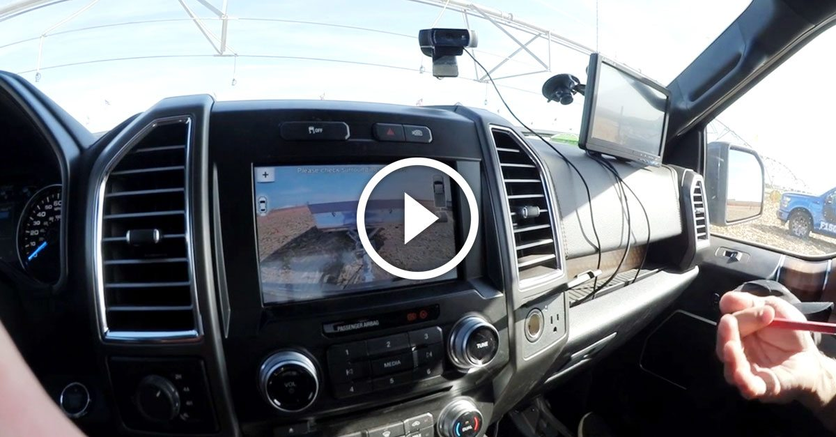 Ford Trailer Backup Assist >> Ford Pro Trailer Backup Assist Review Getzone