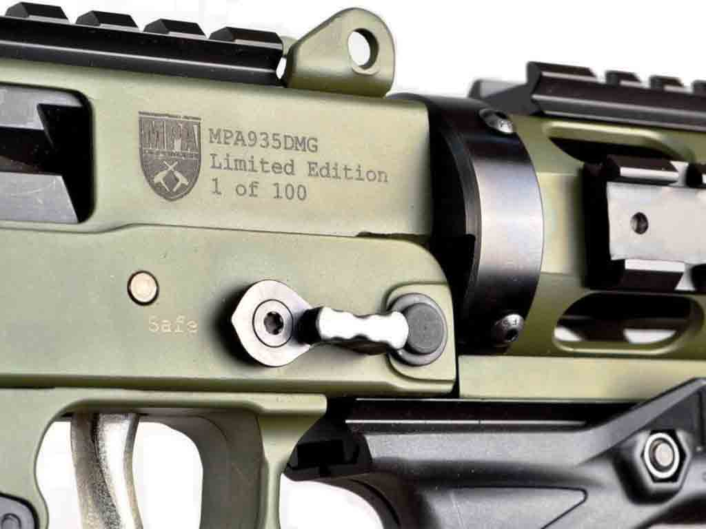 MasterPiece Arms-MPA935DMG-LTD9mm-Pistol