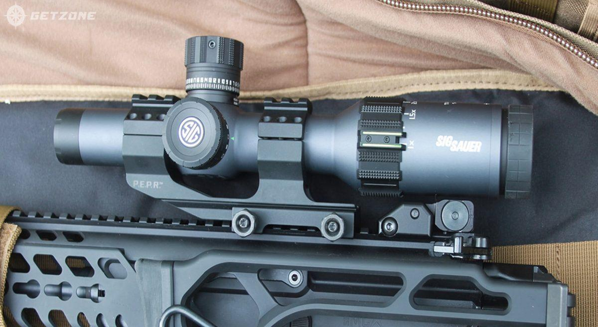sig sauer, sig sauer optics, scopes, optics, sig sauer tango 6